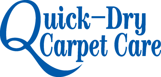 Quick-Dry Carpet Care Logo