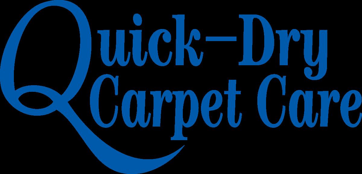 Quick-Dry Carpet Care Logo